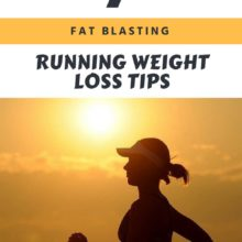 Running Weight Loss Tips
